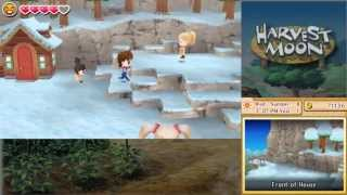 Harvest Moon: The Lost Valley First Impressions
