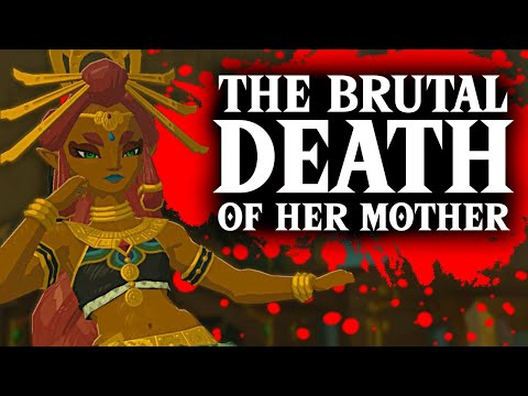 Breath of The Wild: The BRUTAL Murder of Riju's Mother