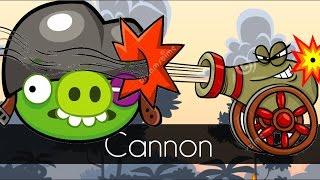 bad piggies cannon field of dreams request