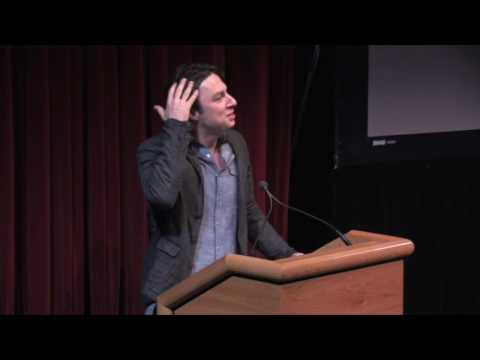Cary Brothers presents actor, filmmaker Zach Braff with the Vail Film ...