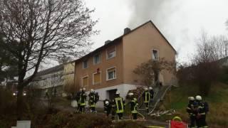 Sieben Verletzte bei Brand in Trier-Kernscheid
