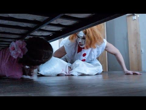 """Пародия """"ОНО"""" 2017 - Пеннивайз в доме - Русская версия (""""IT"""" 2017 Russian Parody) на русском"""