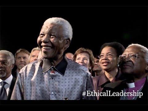 Desmond Tutu: honour Mandela, lead by example