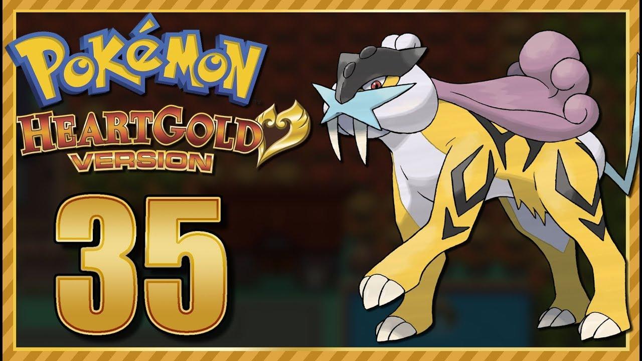 Pokemon Heartgold Part 35 The Legend Of Thunder Youtube
