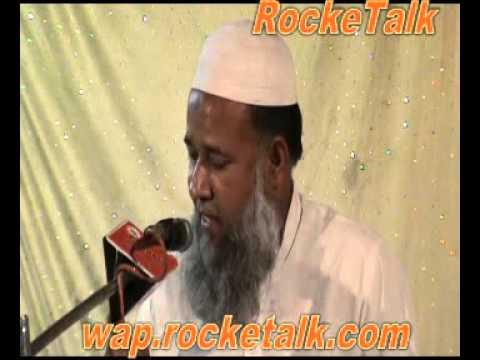 Speech Of Maulana Abdul Momin Sahab Part 2 Jalsa Qirat E Quraan Sambhal UP