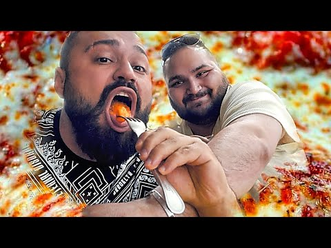 Godfathers of PIZZA and PASTA - Kriminelle Geschmacksexplosionen in Rom- FitFat *Eng Subs*