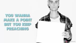 Video Justin Bieber - What do You Mind? Lyric Videos download MP3, 3GP, MP4, WEBM, AVI, FLV Mei 2018