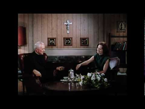 Father Peyton interviews Actress Jeanne Crain