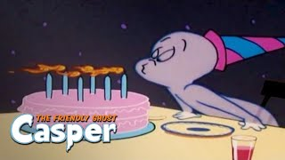 Casper Classics | Casper's Birthday Party / Wandering Ghost | Casper The Ghost Full Episode
