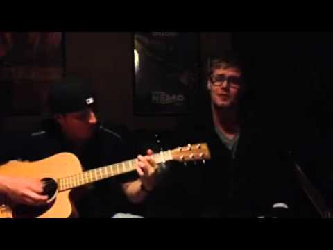 Julian Hunsaker with Ryan Hubbell - The Girl  cover