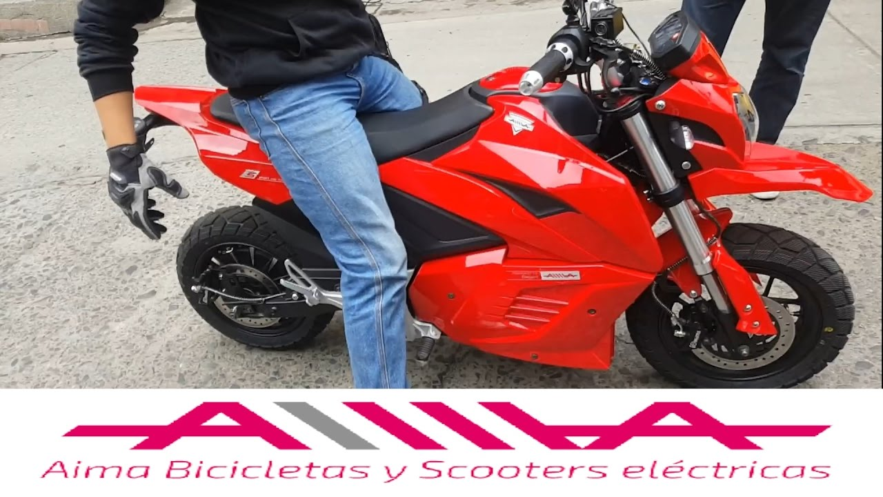 motos elctricas review test drive