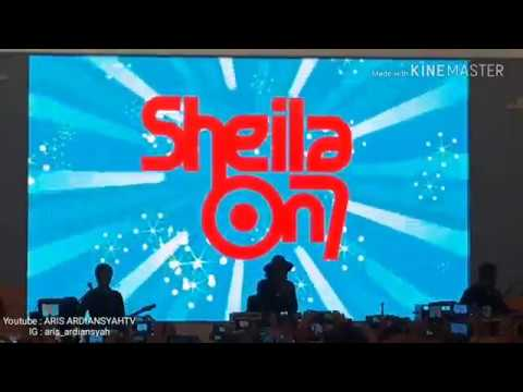 SHEILA ON 7 LIVE KONSER IN KAI EXPO, ICE BSD, 4 NOVEMBER 2018