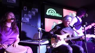 Mark Olson & Ruben Pozo @ Blue