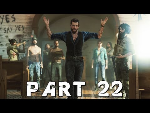 FAR CRY 5 Walkthrough Gameplay Part 22 - JOHN SEED BOSS (PS4 Pro)