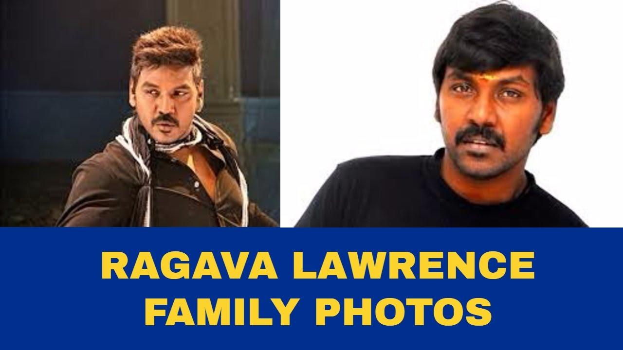 Lawrance Family Photos Tamil Actor Ragava Lawrance Family Photos