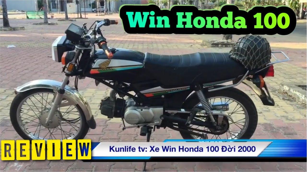 Xe Win Honda Indo 100 đời 2000 : Cảm nhận và đánh giá của U15 | Hải Đăng Vlogs