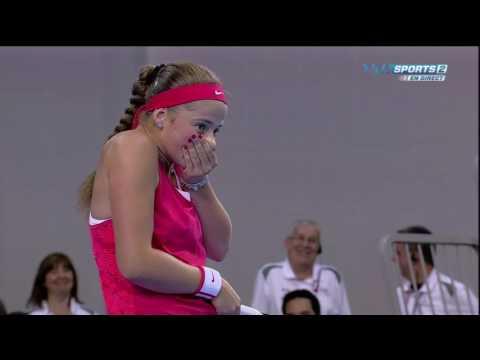 Ostapenko Roland-Garros 2017 champion in Quebec 2015 F