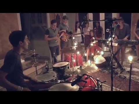 Come Thou Fount - Collective Pursuit Project - Kings Kaleidoscope Cover - Live at the Frost House