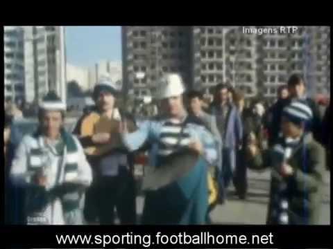 14J :: Sporting - 1 x Benfica - 0 de 1982/1983 visto pela Benfica TV