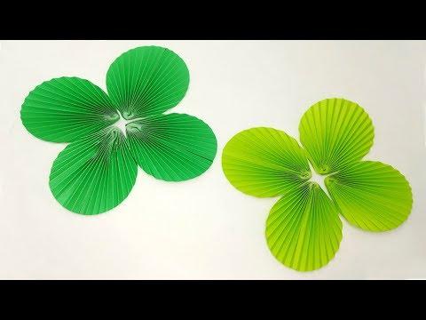 Paper Leaves Making Super Easy Tutorial | Diy Leaf Pattern