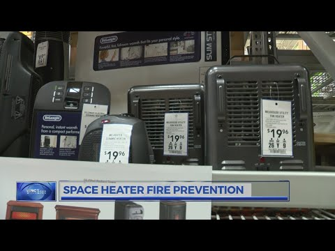Space heaters hazardous if used incorrectly