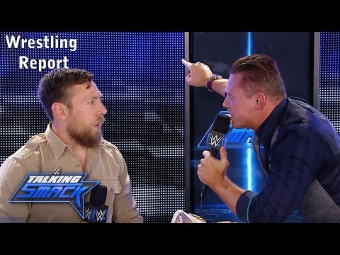 The Miz Shoots On Daniel Bryan, Finn Balor Surgery Update - Wrestling Report