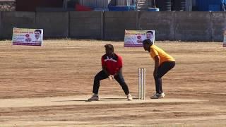 Omkar Desai 56 from 22 balls| KHARADI CHASHAK 2018 |