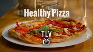 Heerlijke caloriearme pizza