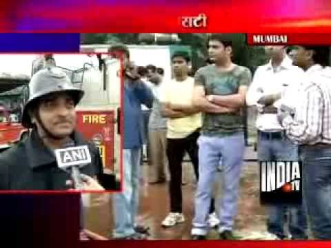 Sudden fire on the sets of 'Comedy Nights with Kapil' Travel Video
