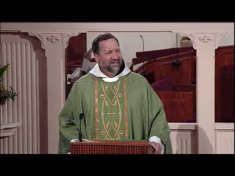 Daily Catholic Mass - 2019-10-21 - Fr. Mark
