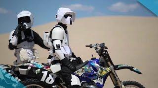 Star Wars Motocross