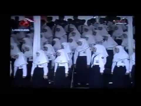 Putu Nadya Dewi Aryasa - Bangga Jadi Anak Indonesia (SBY)