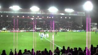 Fin du match Brest - Nancy Samedi 5 Février 2011 (1).MP4