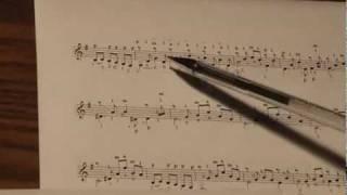 36.Ю. Кузнецов Уроки игры на гитаре Англ. песня теория