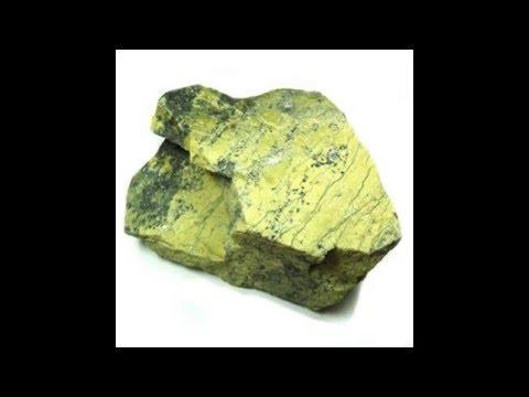 Healing Crystals Serpentine Information Video