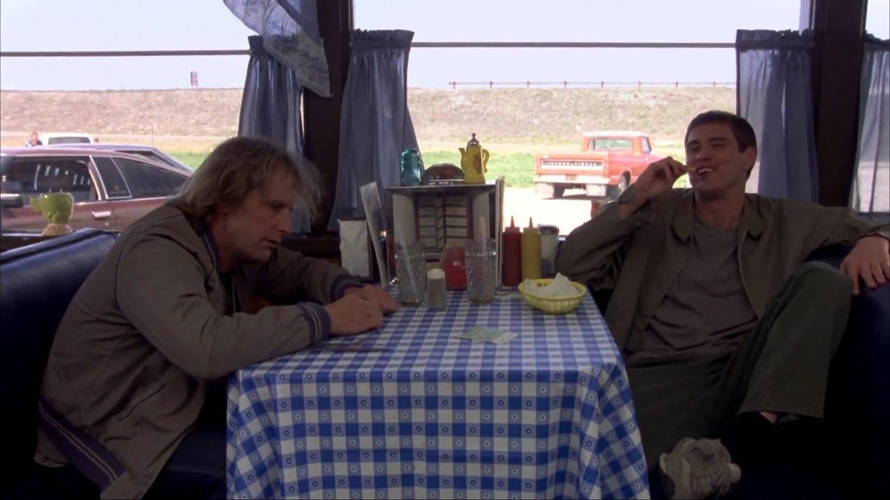 Dumb & Dumber (Diner Scene) VOICE OVER