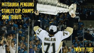 Pittsburgh Penguins 2017 Stanley Cup Champs Tribute