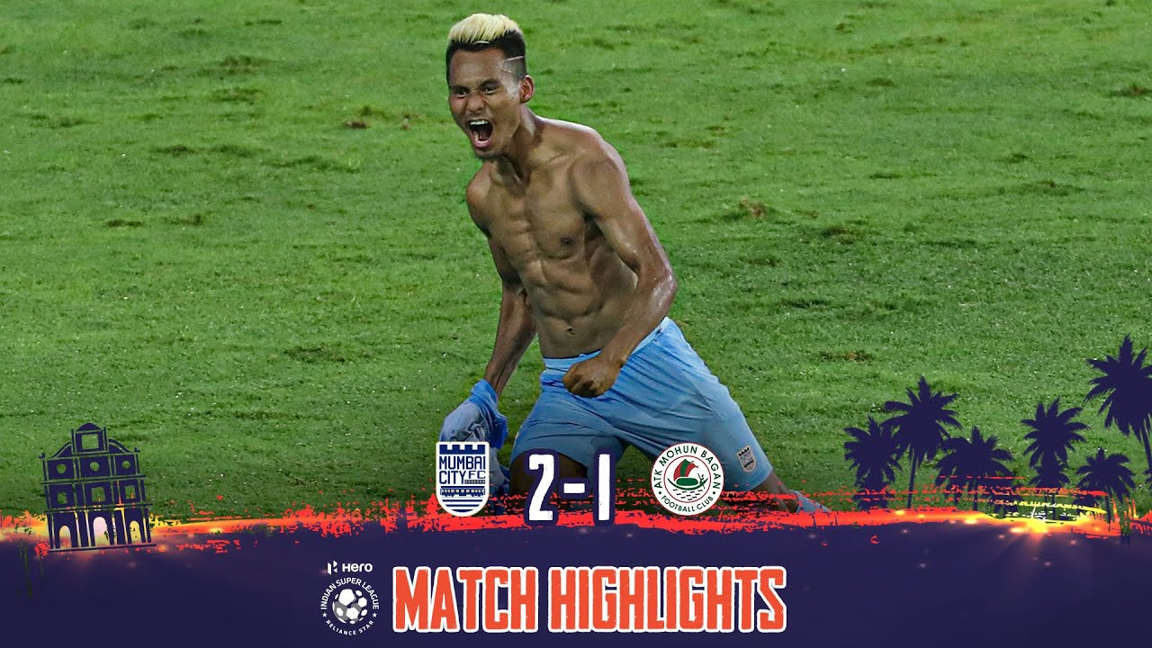 Download Highlights - Mumbai City FC 2-1 ATK Mohun Bagan - Final | Hero ISL 2020-21