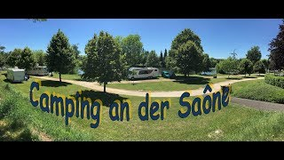Campingplatz I Camping La Saône Jolie I Frankreich