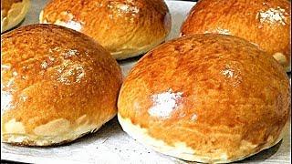 ВАНИЛЬНЫЕ БУЛОЧКИ  по ГОСТу /Vanilla bun. Одни из самых вкусных булочек нашего детства.