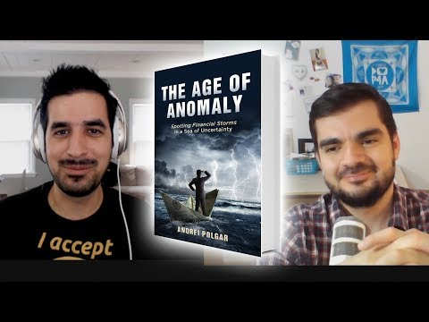 The Age Of Anomaly - Interview With The Writer Andrei