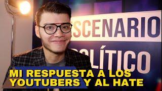 Mi respuesta a los youtubers y al hate - SOY JOSE YOUTUBER