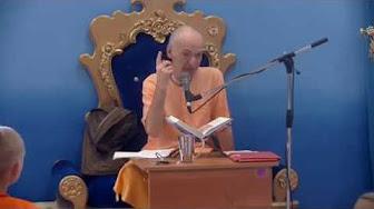 Шримад Бхагаватам 1.13.3-4 - Кришнананда прабху