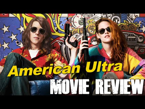 American Ultra film review by Ragin Ronin