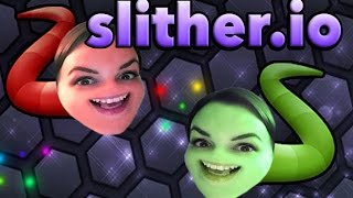 Slither.io - It's OK if it's Wine, it Just Means You're CLASSY!!!