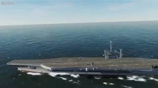 How Not to Fly the Hornet -- DCS World Idiocy