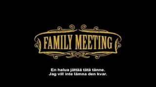 Family Meeting - Rock Music Documentary