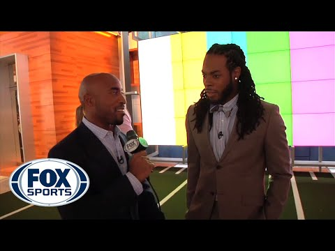 BEHIND THE SCENES: Ronde tests Richard Sherman