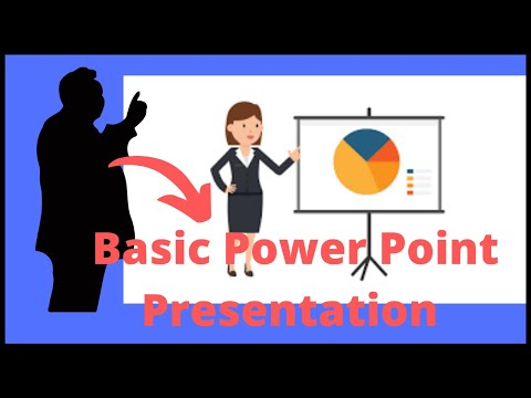 how to do a power point presentation youtube