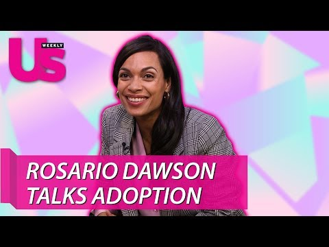 Rosario Dawson Opens Up About Adopting Her Daughter